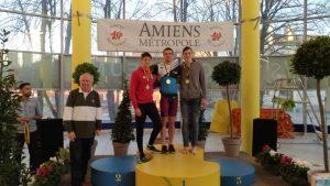 Meetings Nationaux Qualificatifs / Janvier / Février – Amiens / Béthune / Amiens / Geoffrey HOOGE qualifié pour les Championnats de France Elite