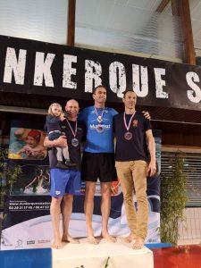 Résultats Championnats de France Masters / Jérôme HENNAERT Vice Champion de France