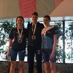 Championnats Départementaux Eté : 4 titres pour Geoffrey Hooge et un podium pour Elise Lempin !!!